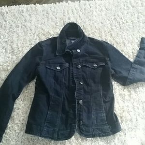 Women's Charter Club Small Denim jacket